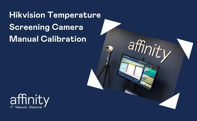 Manual Calibration of Your Temperature Screening Equipment logo