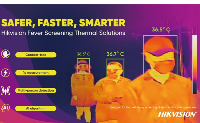 Temperature Screening logo