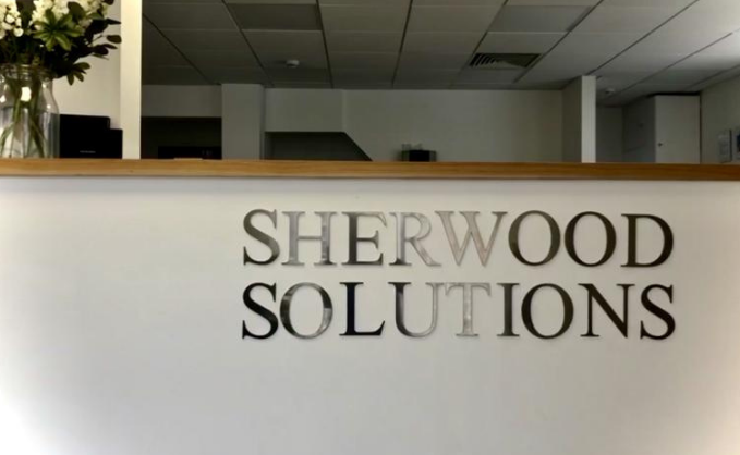 Remote Working - Sherwood Corporate Solutions (SJP) logo