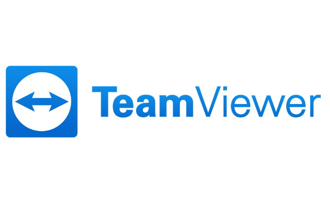 Get Support via TeamViewer logo