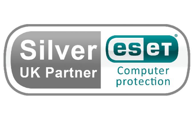 ESET Silver Partner logo