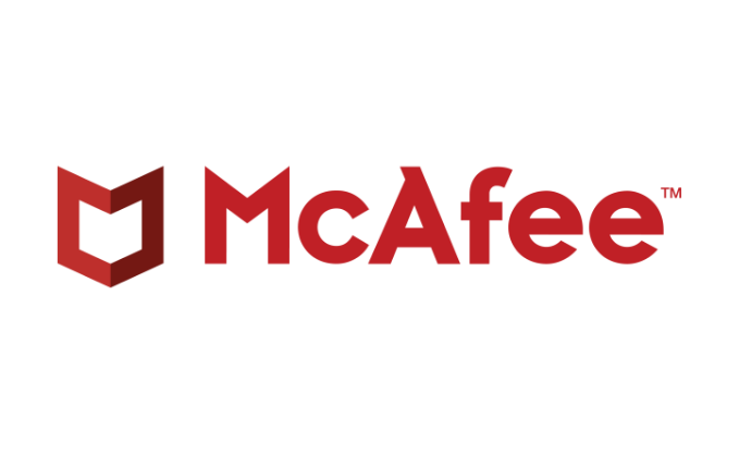 McAfee Security Alliance Partner logo